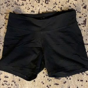 Champion Duo Dry black athletic shorts, small